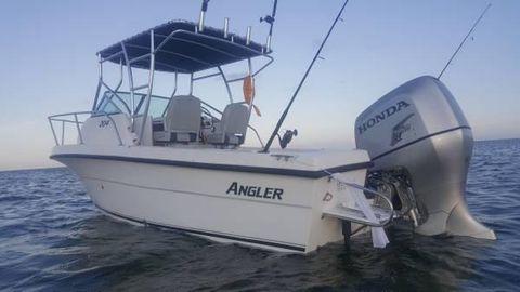 2004 Angler Boats 204wa Angler 204WA