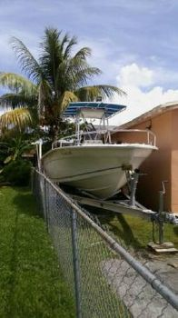 2006 Sea Chaser 2100 CC Sea Chaser 2100 CC