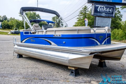 2016 Tahoe 21' GT Cruise 2