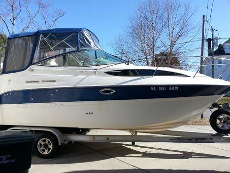 2007 Bayliner 245 Cruiser