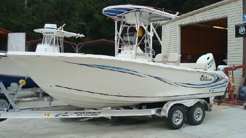 2019 SEA CHASER 22 HFC