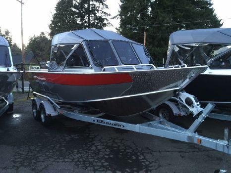 2016 North River 21 Seahawk