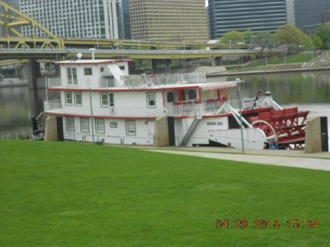 1936 Other Houseboat 112 Custom Houseboat