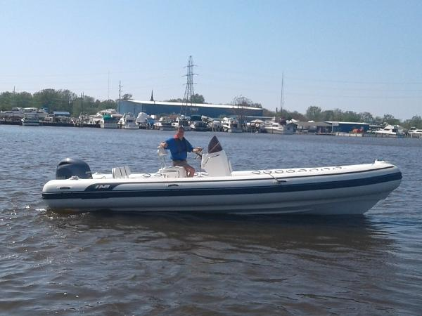 Check out this 2020 AB INFLATABLES Oceanus 24 VST on Boattrader com