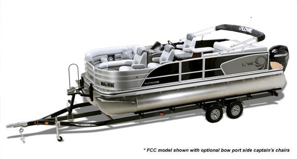 2012 Lowe Platinum Cruise P23