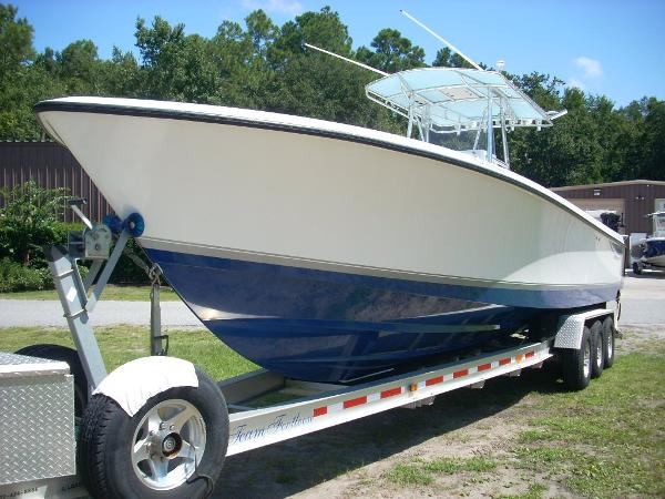 2007 contender 35t 35 foot 2007 contender motor boat in for Used outboard motors for sale in ga