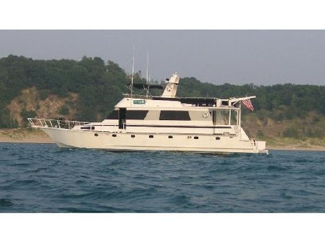 1991 Custom Darling Motor Yacht