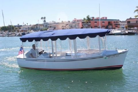 2014 Duffy 18 snug harbor