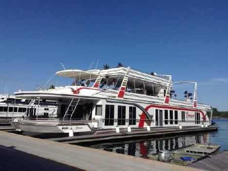 2006 Fantasy 21' x 115' Houseboat