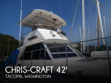 1968 Chris-Craft 42 Sport Fisher
