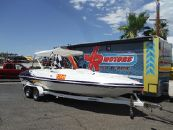 2005 Aftershock 24 Open Bow