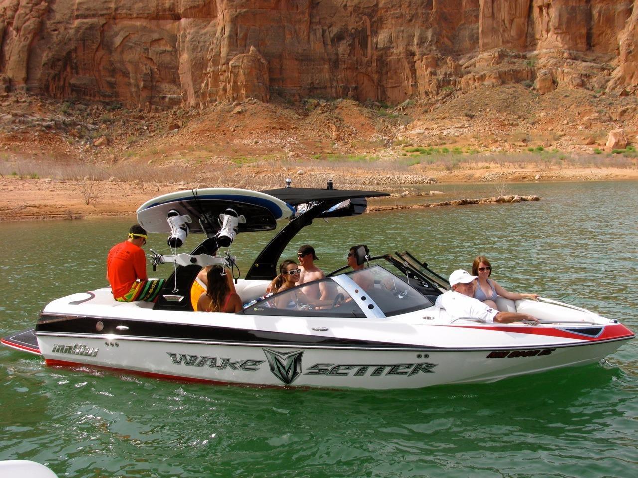 2008 Malibu VTX WAKE SETTER