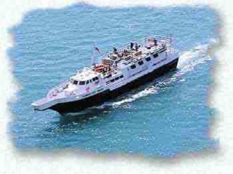 1980 Swiftship Charter Fisherman M/V Florida Fish Finder