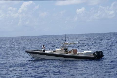 2013 Yellowfin 40 RIB