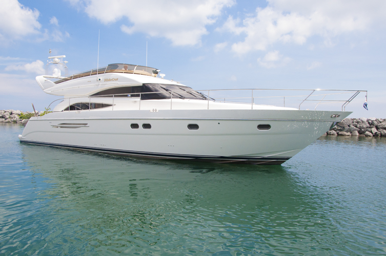 2004 Viking Princess 61 Motor Yacht