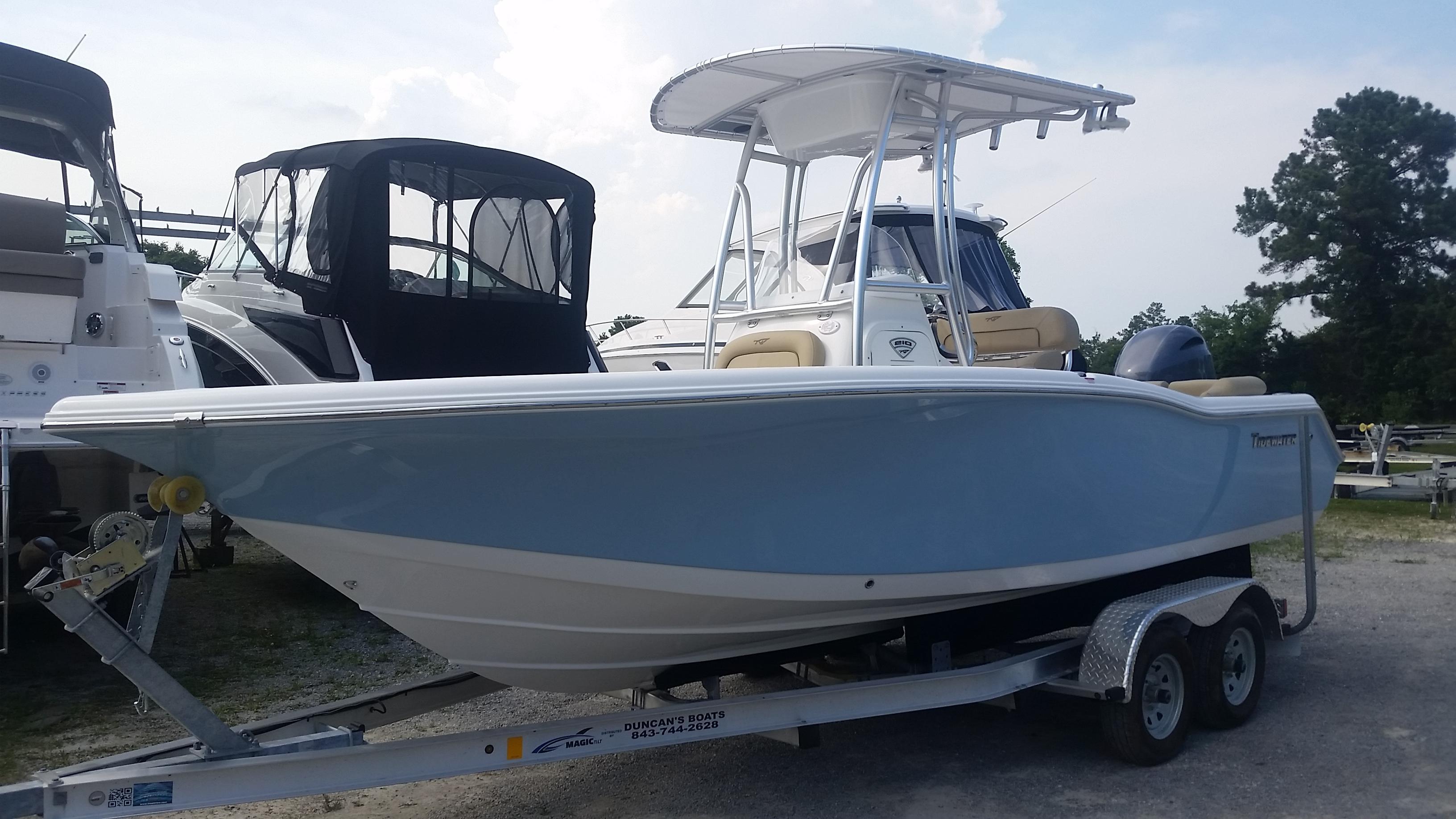 2016 Tidewater 210 LXF