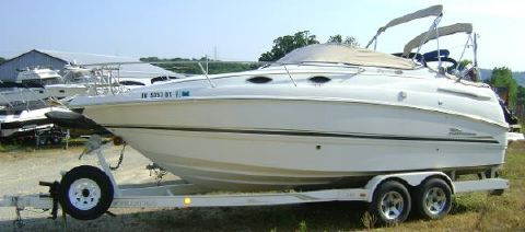 2002 Chaparral 240 SIGNATURE