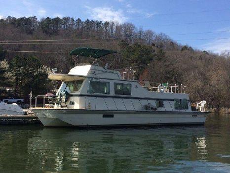 1989 Harbor Master Houseboat 47 Houseboat