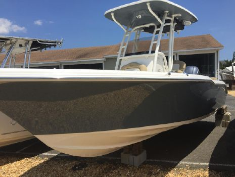 2016 Key West 239FS Center Console