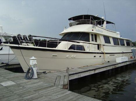 1984 Hatteras 68' Motoryacht