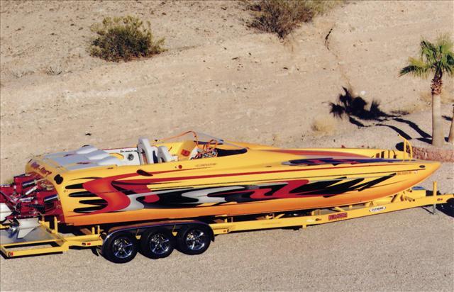 2006 Eliminator 33 Daytona