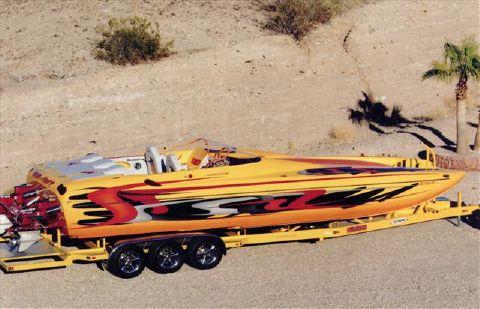 2006 Eliminator Boats 33 Daytona