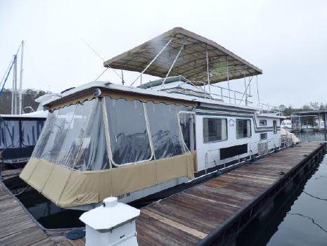 1983 Sumerset Houseboats 14x58