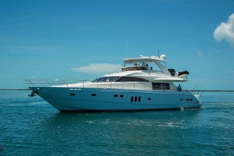 2006 Princess Viking Sport Cruiser Motor Yacht Profile