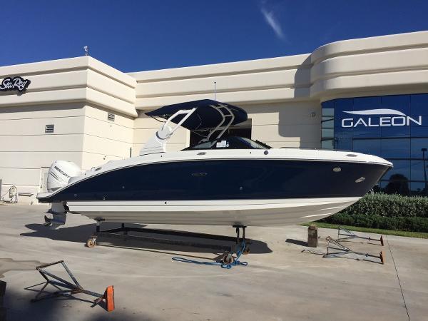 New 2019 Sea Ray Sdx 270 Outboard, Stuart, Fl - 34994