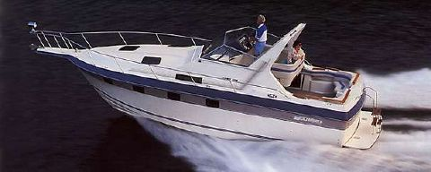 1986 CRUISERS YACHTS 3370 Esprit