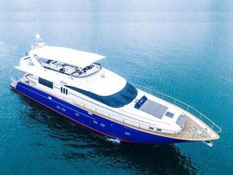 2002 Viking Princess Sport Cruiser Profile