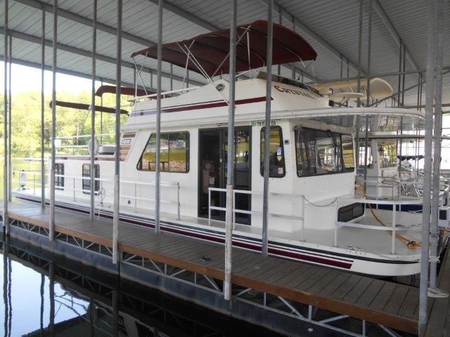 1999 Gibson Houseboat 44 Standard