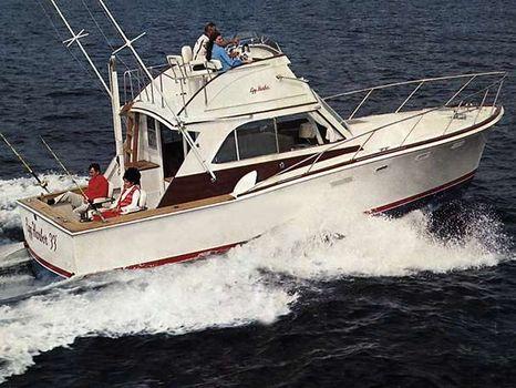 1973 Egg Harbor 33 Sport Fisherman