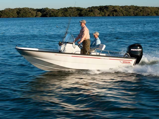 2015 Boston Whaler 150