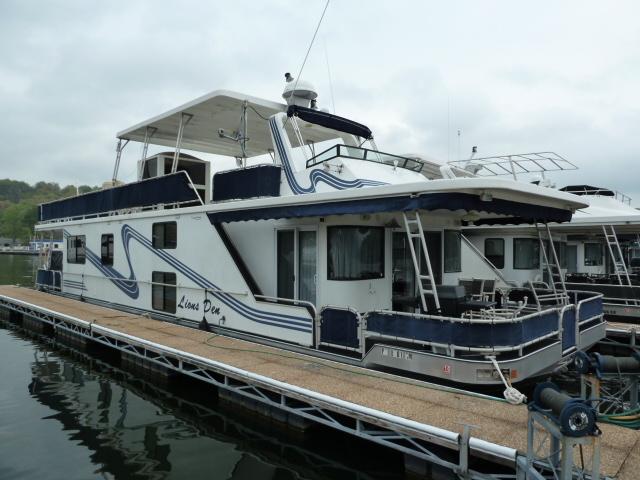 2003 SUMERSET HOUSEBOATS Houseboat Sumertime 65 x 16