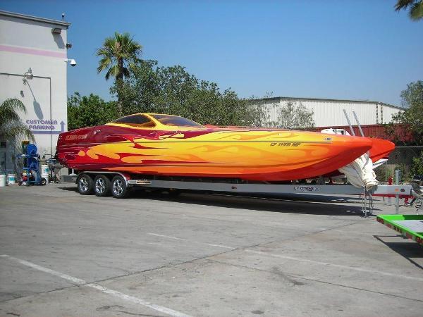 2008 Eliminator 36 Daytona Coupe