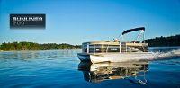 2015 Harris FloteBote Pontoon Boat 200 Sunliner