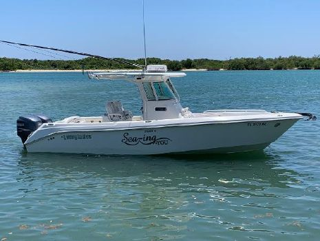 2009 EVERGLADES BOATS 270 CC