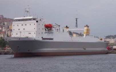 1979 RoPax RoPax Vessel