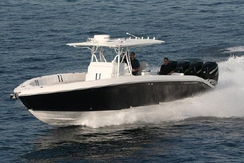 2014 Midnight Express 37 Open Manufacturer Provided Image