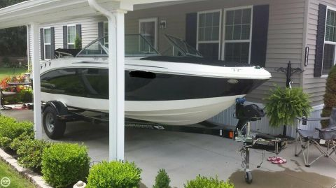 2012 Chaparral 18 2012 Chaparral 18 for sale in Baroda, MI