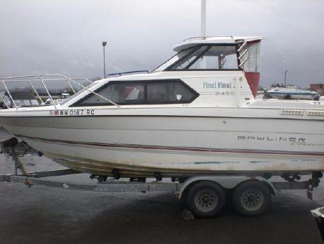 1993 Bayliner 2452