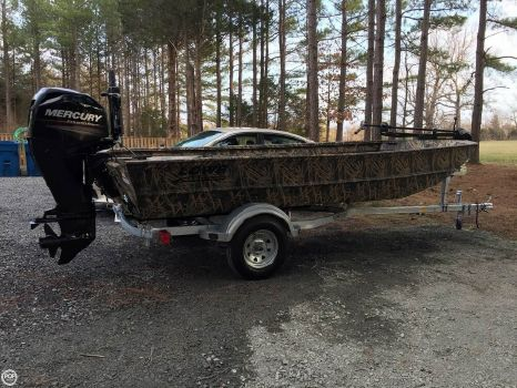 2015 Lowe 1756 Roughneck 2015 Lowe 1756 Roughneck for sale in Catharpin, VA