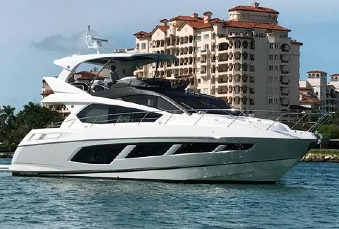 2017 SUNSEEKER Manhattan 65