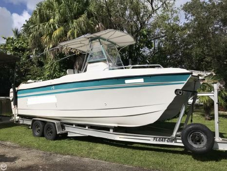 1998 Glacier Bay 260 Canyon Runner 1998 Glacier Bay 260 Canyon Runner for sale in Miami, FL