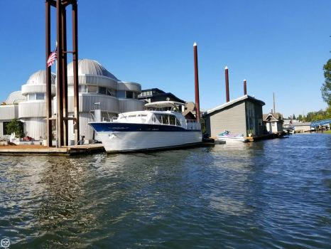1962 Chris-Craft 37 Constellation 1962 Chris-Craft 37 for sale in Portland, OR