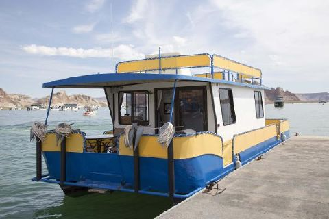 1989 Boatel Houseboats Hercules