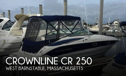 2009 Crownline CR 250 2009 Crownline CR 250 for sale in West Barnstable, MA