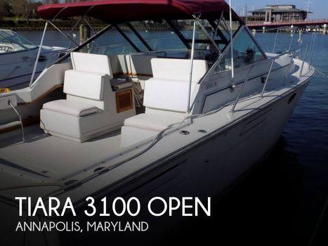 1987 Tiara 3100 Open 1987 Tiara 3100 Open for sale in Annapolis, MD