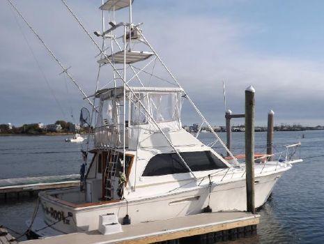 1985 Egg Harbor 37 Convertible